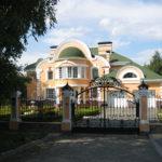 Заборы во Владимире
